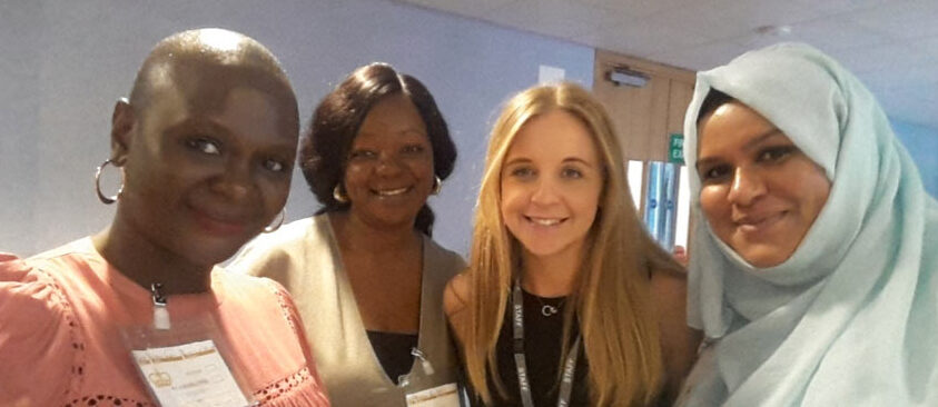 Nigeria meets UK: the staff exchange experience at the Public Health England