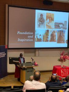 Baba Inusa inaugural lecture, September 2019