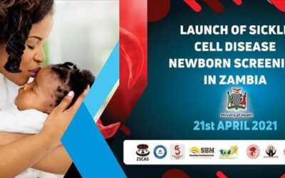 SAVE THE DATE – Sickle Cell Disease Newborn Screening programme in Zambia